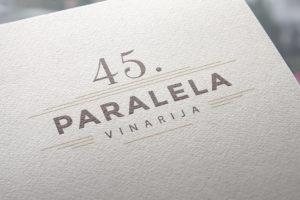 45 PARALELA VINARIJA